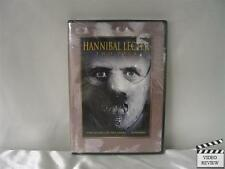 Hannibal Lector Two Pack DVD Brand New Anthony Hopkins