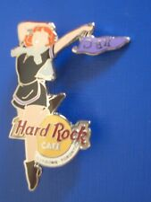 HRC Hard Rock Cafe Toronto C Gor Girl of Rock 2nd Series 2003 le