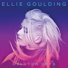ELLIE GOULDING ( NEW SEALED CD ) HALCYON DAYS ( HOW LONG WILL I LOVE YOU )