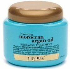 Organix Renewing Moroccan Argan Oil Intense Moisturizing Treatment 8 oz