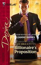 Billionaires Proposition: The Elliotts (Silhouett