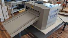 Graphic Whizard Pt330 S paper creasing machine