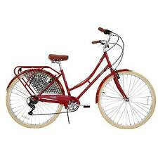 Columbia Women's Vintage Archbar 700c Mountain Bike - Red-Up to 6 Weeks Delivery