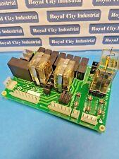 YASKAWA JARCR-XFL02B REV B BRAKE CONTROL CARD
