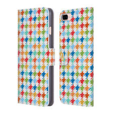 Rainbow Leather Plain Mobile Phone Cases/Covers