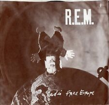 R.E.M. (REM) 7'' USA Single 45 - Radio Free Europe PC - Mega Rare 1983