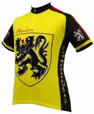 World Men's Flanders Cycling Jersey Extra Large
