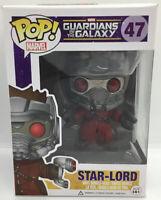 Funko Pop Marvel Star-Lord 47 Guardians Of The Galaxy #3