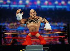 Mattel WWE Wrestling Rumblers Figure Elite TENSAI Cake Topper K903 D