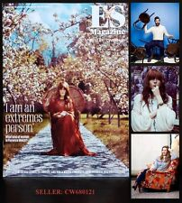 FLORENCE WELCH AND THE MACHINE ROB DELANEY JESSICA HYNES ES MAGAZINE MAY 2015