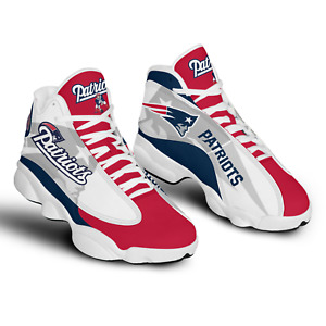 New England Patriots NFL  Air JD13 Sneakers Shoes, sports shoes