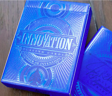 Innovation - Blue Signature Edition Playing Cards by Jody Edlund + Murphys Magic