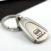 Auto car logo Autoschlüssel Schmuckanhänger schlüsselbund key chain für Seat