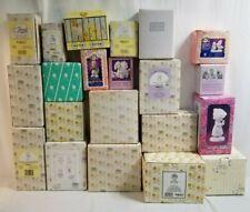 21 ENESCO PRECIOUS MOMENTS - ALL EMPTIES - Box Lot