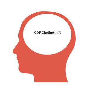 CDP Choline (Citicoline Sodium)-10 Grams