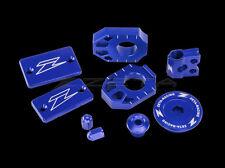Zeta Billet Kit Blue Anodized Aluminum Suzuki DRZ400SM 2005-2016 ZE51-2276