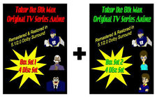 Tobor 8th Man TV Series Anime [8 Discs] DVD Boxsets 1 & 2 **REMASTERED DVD Sets*