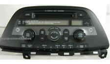 Honda Odyssey 2008-2010 CD6 XM DVD radio. OEM factory original CD changer. 1XUB