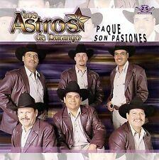 Los Astros De Durango : Paque Son Pasiones CD