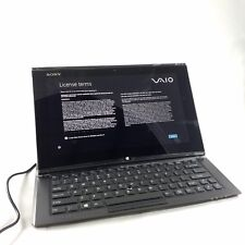 "Sony Vaio Duo 11 Ultrabook 11.6"", 256GB HD, 8GB Ram, Intel Core i7, DEAD BATTERY"