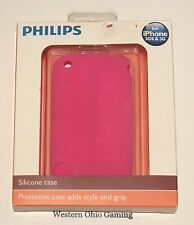 Philips Silicone Case for iPhone 3GS & 3G NEW READ