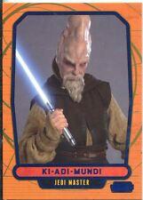 Star Wars Galactic Files Blue Parallel #79 Ki-Adi-Mundi