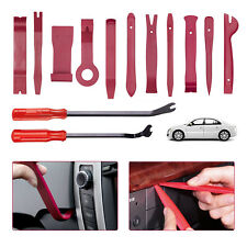 13 Pcs Car Trim Removal Tools Auto Door Panel Dash Radio Body Clip Open Pry Kit