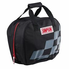 Simpson Rally/Racing/RACE/Motorsport CASCO/supporto coperchio/Borsa AZIENDA