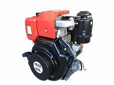 Motore Diesel IM406 Conico 4 Tempi Avviamento Elettrico