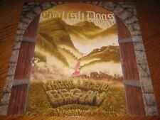 English Dogs-Where Legend a commencé. LP, Under One Flag UK 1986, très rar, top, Comme neuf!!!