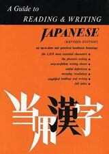 A Guide to Reading and Writing Japanese (English and Japanese Edition) Florence