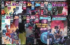 The Silencer #1-13 2017 DC Dark Nights Metal CW Arrow New Age of Heroes Abnett