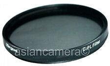 55mm CPL PL-CIR Filter For Sony A200 A300 55-200mm Lens Circular polarizer