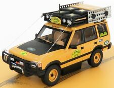 1/43 ALMOST-REAL - LAND ROVER - LAND DISCOVERY MKV N 0 RALLY CAMEL ALM410410