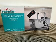 Portable Party Fog Machine With Remote New 400W
