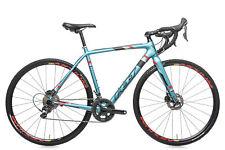 2015 Felt F3X Cyclocross Bike 53cm Medium Carbon Shimano Ultegra Disc Mavic
