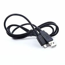 USB DATA SYNC CABLE CORD FOR JVC EVERIO GZ-MS130/AU/S GZ-MS130BU/S GZ-MS130RU/S