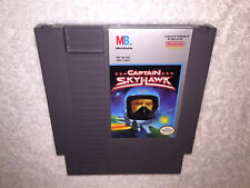 Captain Skyhawk (Nintendo Entertainment System, 1989) NES Game Cartridge Exc!
