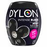 3 x Dylon Machine Dye Pod: 350g Intense Black (Total 1050g)