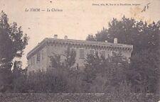 LE THOR le château éd prévot timbrée