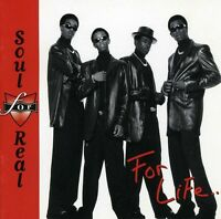Soul for Real - For Life [New CD]