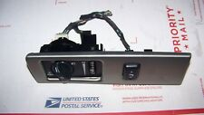 03-06 LINCOLN LS HEADLIGHT DIMMER PEDAL ADJUSTER SWITCH AND BEZEL
