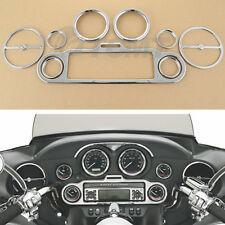 Chrome Inner Fairing Trim Kit For Harley Electra Street Glide 1996-2013 10 11 12
