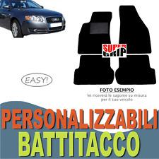 PER AUDI A4 (B7) TAPPETINI AUTO SU MISURA IN MOQUETTE CON BATTITACCO | EASY