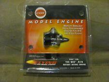 RARE COX TEE DEE TD 010 MODEL AIRPLANE ENGINE U/C F/F THIMBLE DROME .010 NEW