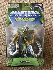 2003 MODERN SERIES MOTU HE-MAN MASTERS OF THE UNIVERSE VS SNAKEMEN SKELETOR