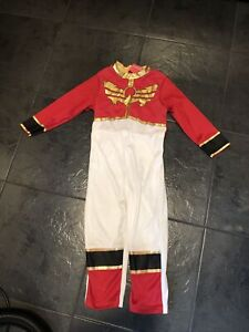 Power Rangers Mega Force Fancy Dress Up Costume Age 3-4 Years