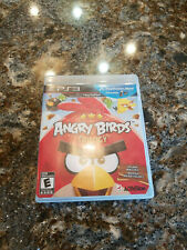 Angry Birds Trilogy -- Sony PlayStation 3 PS3 -- CONDITION B+