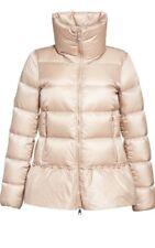 women's moncler anet peplum down puffer jacket size 3$1150.00