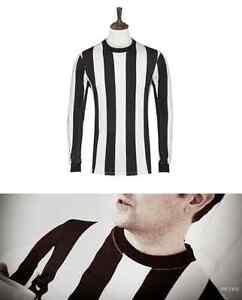 Juventus 1965 Retro Soccer/Football Jersey